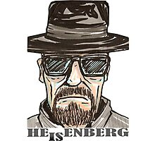 heisenberg1 Photographic Print