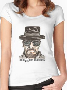 heisenberg1 Women's Fitted Scoop T-Shirt