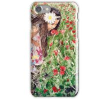 Smell All the Flowers 2 iPhone Case/Skin