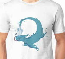 fish outta bottle no background Unisex T-Shirt