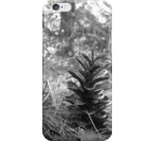 Stand Tall in Nature iPhone Case/Skin
