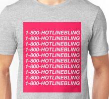 Hotline Bling - Drake Unisex T-Shirt