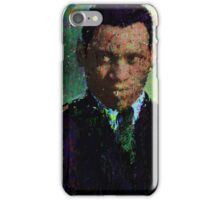 The Old Man and The River. iPhone Case/Skin