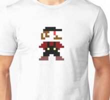 Mario... (From the Super Mario franchise) Unisex T-Shirt