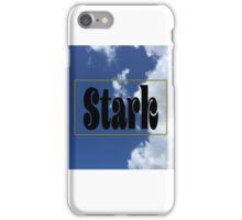 Stark Clouds iPhone Case/Skin
