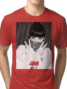 Sohyun - Hate Tri-blend T-Shirt