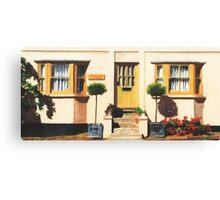 POYNINGS - 1 Royal Oak Cottages Canvas Print