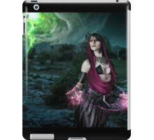 Morrigan cosplay III iPad Case/Skin