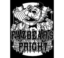 fazbear's fright Photographic Print