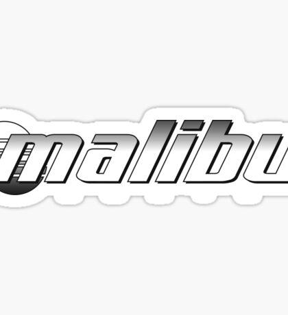 Malibu Boats Logo Sticker