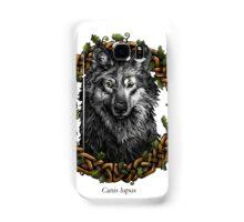 Canis Lupus - Gray Wolf Samsung Galaxy Case/Skin
