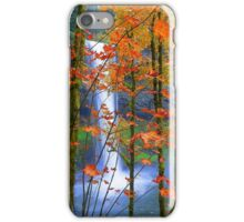 Next Page In The Book Of Nature iPhone Case/Skin