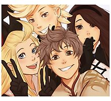 Bravely Default Photographic Print