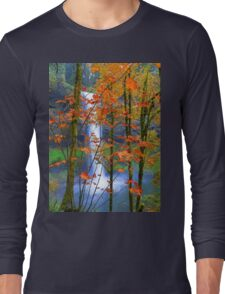 Next Page In The Book Of Nature Long Sleeve T-Shirt