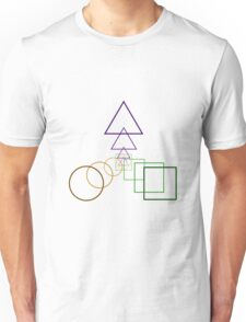 Geometry #1 Unisex T-Shirt