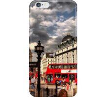 London - people iPhone Case/Skin