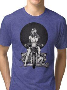 Winya No. 82 Tri-blend T-Shirt