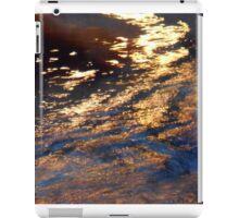 Night Fire iPad Case/Skin