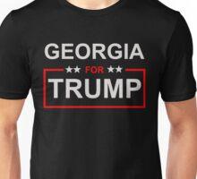 Georgia for Trump Unisex T-Shirt