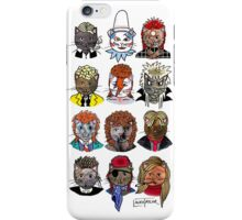 Bowie Cats iPhone Case/Skin