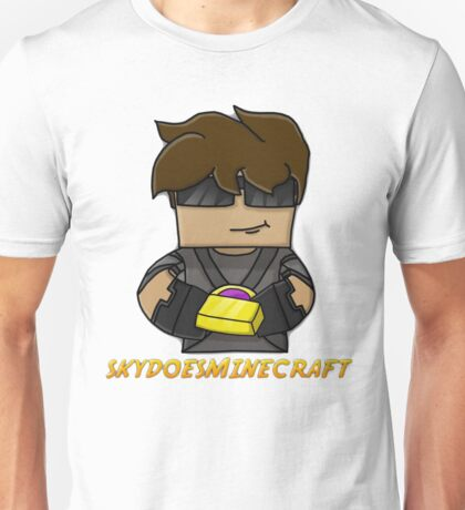 SkyDoesMinecraft Unisex T-Shirt