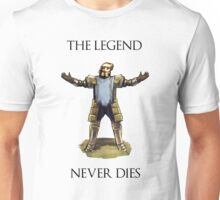 The Legend Never Dies Unisex T-Shirt