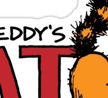 Fat Freddy's Cat Sticker