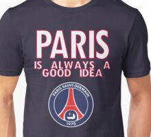Paris Saint-Germain (PSG) is always a good idea - 2002-2013 Crest Unisex T-Shirt