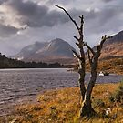 Loch Clair by Christopher Cullen