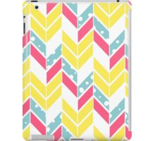 Pantone Chevron iPad Case/Skin