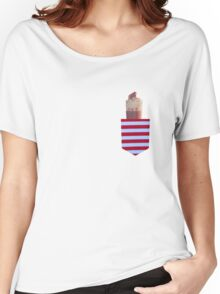 ice cream in my pocket  Women's Relaxed Fit T-Shirt