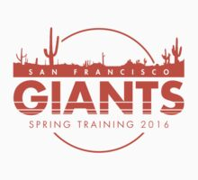 San Francisco Spring Training  Kids Tee