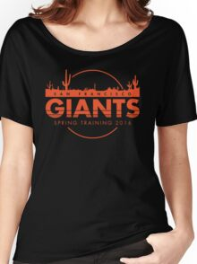 San Francisco Spring Training  Women's Relaxed Fit T-Shirt