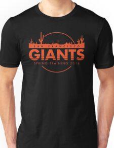 San Francisco Spring Training  Unisex T-Shirt