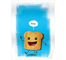 Hey, Toast! Poster