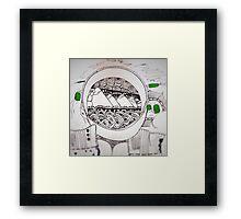 WarmUP&Dream Framed Print