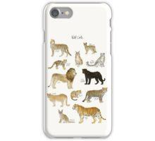 Wild Cats iPhone Case/Skin