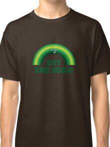 Character Building - Irish and Gay Classic T-Shirt