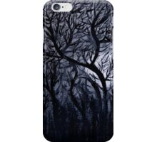 Moonlit Trees  iPhone Case/Skin