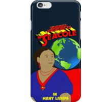 Mary Seacole iPhone Case/Skin