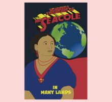 Mary Seacole One Piece - Short Sleeve