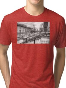 Wisconsin State Historical Society Tri-blend T-Shirt