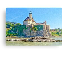 Austria - Palace Schoenbuehel Metal Print