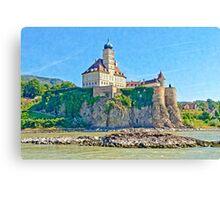 Austria - Palace Schoenbuehel Canvas Print
