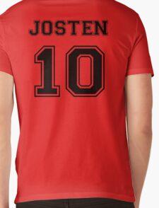 Neil Josten #10 Mens V-Neck T-Shirt