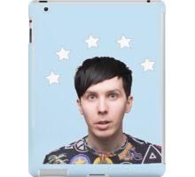 Phil Lester Star Halo - Baby Blue iPad Case/Skin