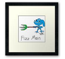 Fizz Design Simplistic Really Good Framed Print