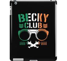 Becky Club iPad Case/Skin