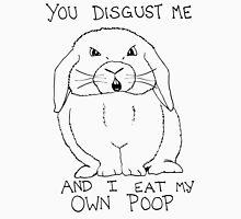 Animals Are Mean: Rabbit Women's Tank Top