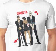 Gangsta Anime Unisex T-Shirt